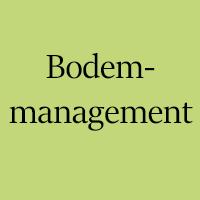 Bodem management
