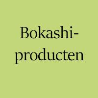 Bokashi-producten