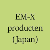 EM-X producten Japan